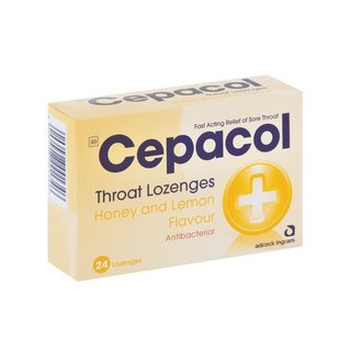 Cepacol Honey & Lemon Lozeng es 24
