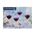 Luminarc Wine Glasses 350cl 6s