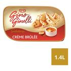 Ola Gino Ginelli Creme Brulee Ice Cream 1.4l
