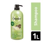 Organics Dry & Damaged Hair Shampoo 1l x 6