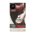 Renew 3.16 Burgundy Permanent Hair Colour 50ml