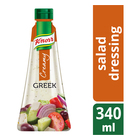 Knorr Salad Dressing Creamy Greek 340ml