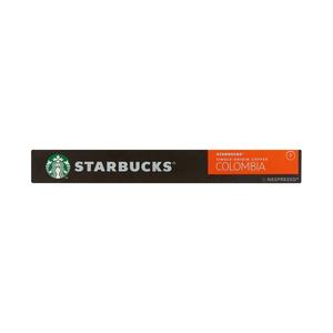 Starbucks® Single-Origin Colombia by Nespresso® Medium Roast Coffee 10 Capsules