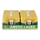 Amstel Lager Can 440 ml 12 ea