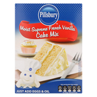 Pillsbury French Vanilla Cake Mix 520g