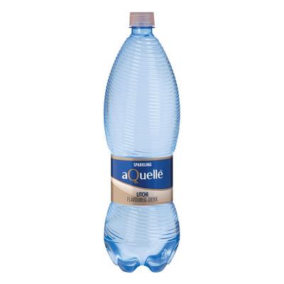 Aquelle Litchi Flavoured Mineral Water 1 5l | each | Unit of