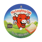 The Laughing Cow Plain Cheese Wedges 120g