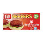 I&J Beefers Steakburgers 500g