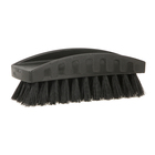 Tenacity Black Plastic Shoe Brush 6398