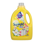 Sunlight Liquid Detergent Semi Concentrated Automatic 3l