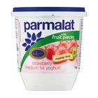 Parmalat Medium Fat Strawberry Yoghurt 1kg