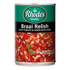 Rhodes Braai Relish 410 GR