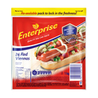 Enterprise Long Red Viennas 1kg
