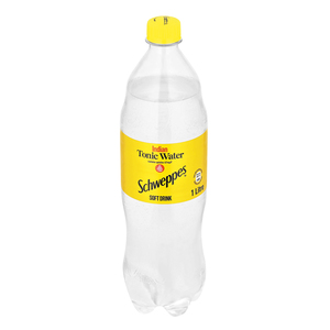 Schweppes Tonic Water Plastic Bottle 1l