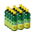 Brookes Tru-Lem Lemon Juice 500 ML x 12