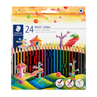 Staedtler Noris Eco Colour Pencils 24ea