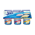 Parmalat Low Fat Strawberry, Apricot & Banana Smooth Yoghurt 6s