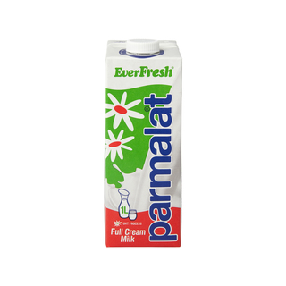 Everfresh Full Cream Long Life Milk 1l