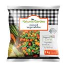 Natures Garden Mixed Vegetables 1kg