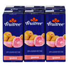 Fruitree 20% Guava Nectar 200ml x 6
