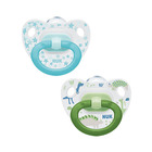 NUK Silicone Happy Days Soother Size 2