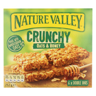 Nature Valley Crunchy Granola Oats & Honey Bars Multi Pack 6s