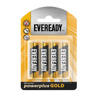 Eveready Powerplus Gold AA 4s