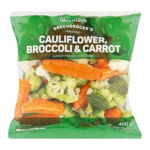 PnP Cauliflower, Broccoli & Carrot 400g