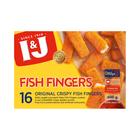 I&J Original Fish Fingers 400g
