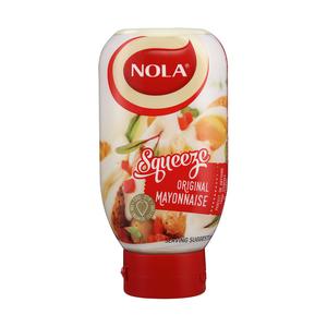 Nola Original Mayonnaise 500g Squeeze Bottle