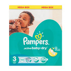 Pampers Nappies Midi Mega Pack Size 3 150s
