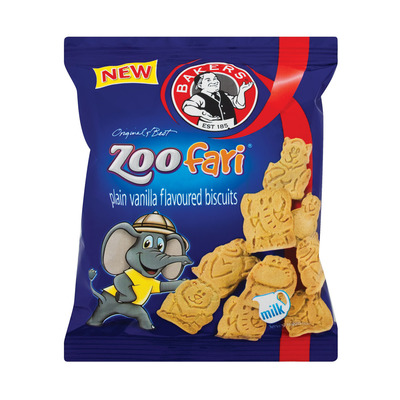 Image result for Bakers zoo fari 40g