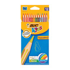 Bic Colour Pencils 12 Pack