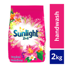 Sunlight  2 in 1 Tropical Sensations Handwashing Powder 2kg x 8