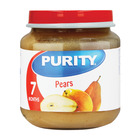 Purity 2nd Foods Pears 125ml