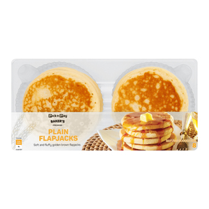 PnP Plain Flapjacks 8s