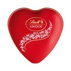 Lindor Milk Heart Tin 50g