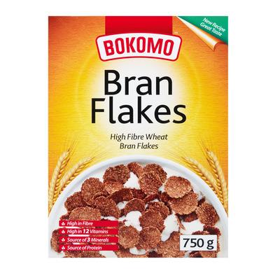 bokomo branflakes 750g each unit of measure pick n pay online
