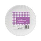 PnP Paper Plates 230mm 25s