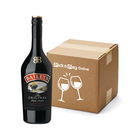 Baileys The Original Irish Cream Liqueur 750ml x 12