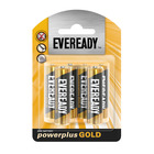 Eveready Powerplus Gold AA Batteries 6s