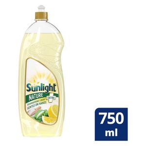 Sunlight Extra Dishwashing Liquid Natural 750ml