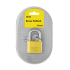 PnP Padlock Brass 50mm