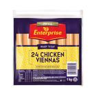 Enterprise Viennas Chicken 1kg