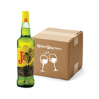 J&B Urban Honey Gift  750 ml  x 12