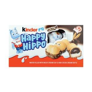 Kinder Happy Hippo Cocoa 105g