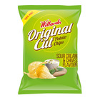 Willards Sour Cream And Chives Straight Cut Chips 125g