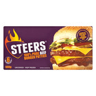 Famous Brands Steers Burger Patty 600g