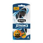 Schick Xtreme 3 Sense Disposa ble Razor+1 4ea