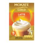 Mokate Gold Caramel Latte 18g x 10